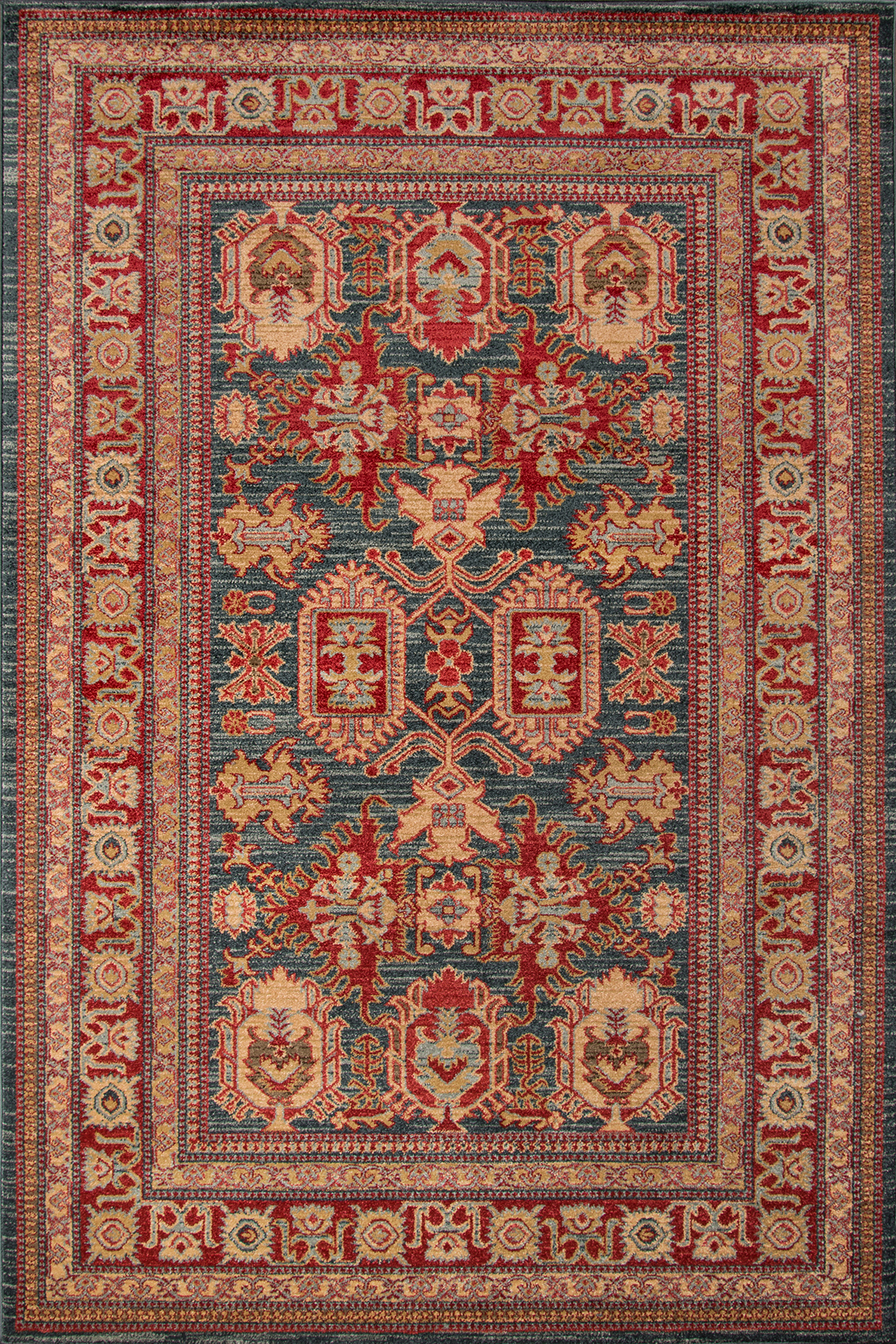 gz01 blue - Momeni Rugs